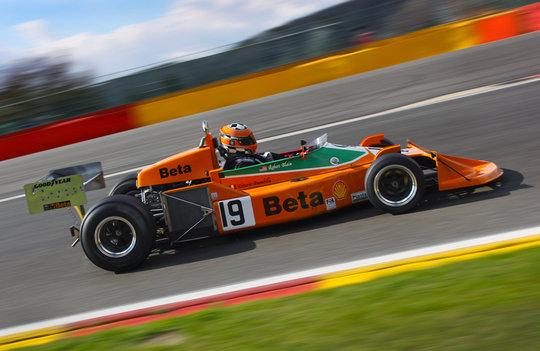 Motorsport Fotos Historische Formel 1 In Spa Francorchamps